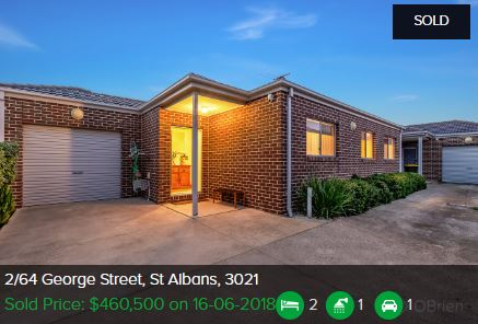 Real estate appraisal St Albans VIC 3021