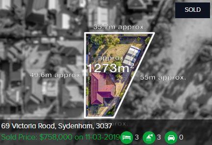 Real estate appraisal Sydenham VIC 3037