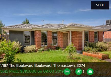 Real estate appraisal Thomastown VIC 3074