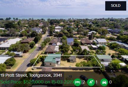 Real estate appraisal Tootgarook VIC 3941