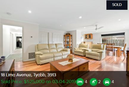 Real estate appraisal Tyabb VIC 3913