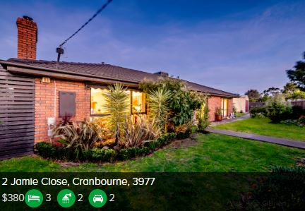 Rental appraisal Cranbourne VIC 3977