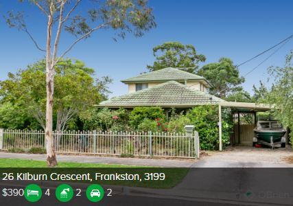 Rental appraisal Frankston VIC 3199
