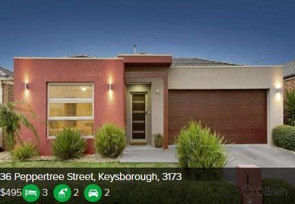 Rental appraisal Keysborough VIC 3173