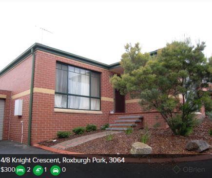 Rental appraisal Roxburgh Park VIC 3064