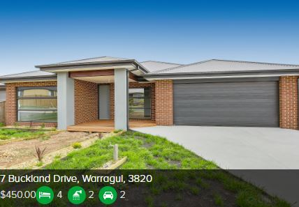 Rental appraisal Warragul VIC 3820