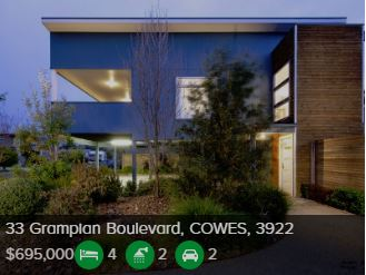 Property valuation Cowes VIC 3922