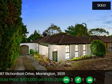 Property valuation Mornington VIC 3931