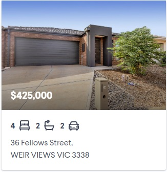 Property valuation Weir Views VIC 3338