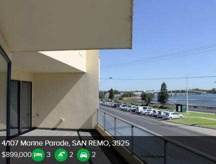 Real estate appraisal San Remo VIC 3925