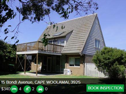 Rental appraisal Cape Woolamai VIC 3925