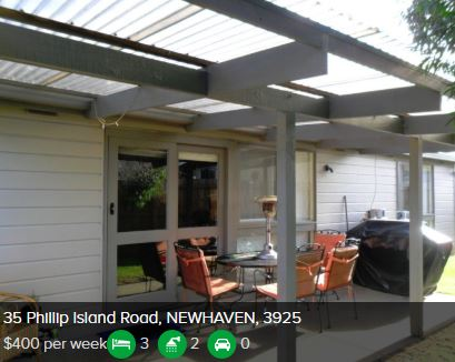 Rental appraisal Newhaven VIC 3153
