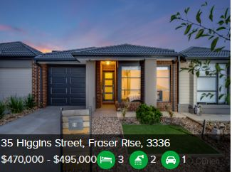 Property valuation Harkness VIC 3337