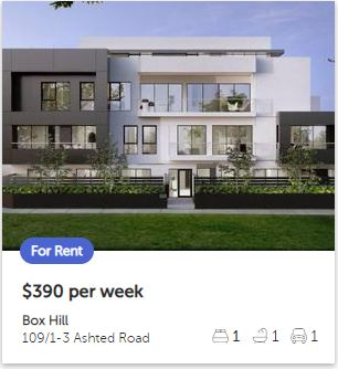 Property valuation Box Hill VIC 3128