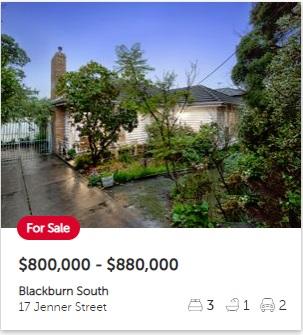 Property valuation Blackburn South VIC 3130