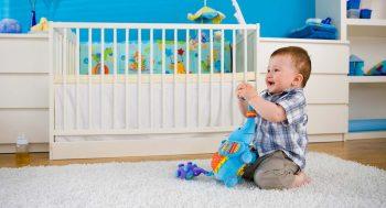 Babyproofing bedroom