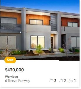 Property valuation Werribee VIC 3030