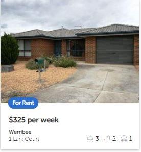 Rental appraisal Werribee VIC 3030