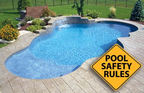 Swimming pool rules and regulatons Victoria