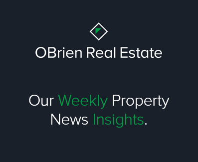 O'Brien Real Estate weekly property insights