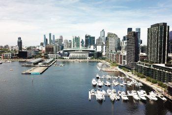 OBrien Real Estate franchise opportunity Docklands