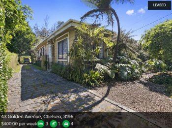 Rental appraisal Chelsea VIC 3196