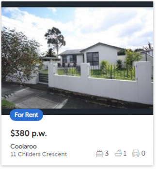 Rental appraisal Coolaroo VIC 3048