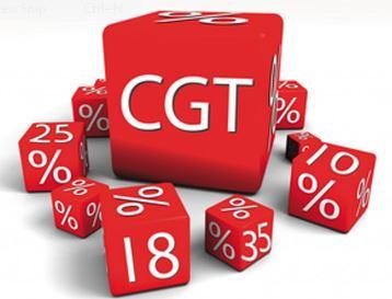Australian ex pats property CGT capital gains tax bill