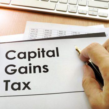 Ex pats capital gains tax bill Australia