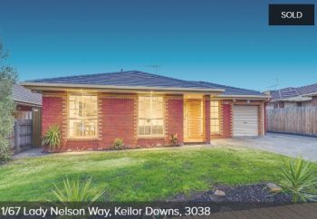 Property valuation Keilor Downs VIC 3038