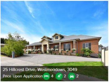 Real estate appraisal Westmeadows VIC 3049