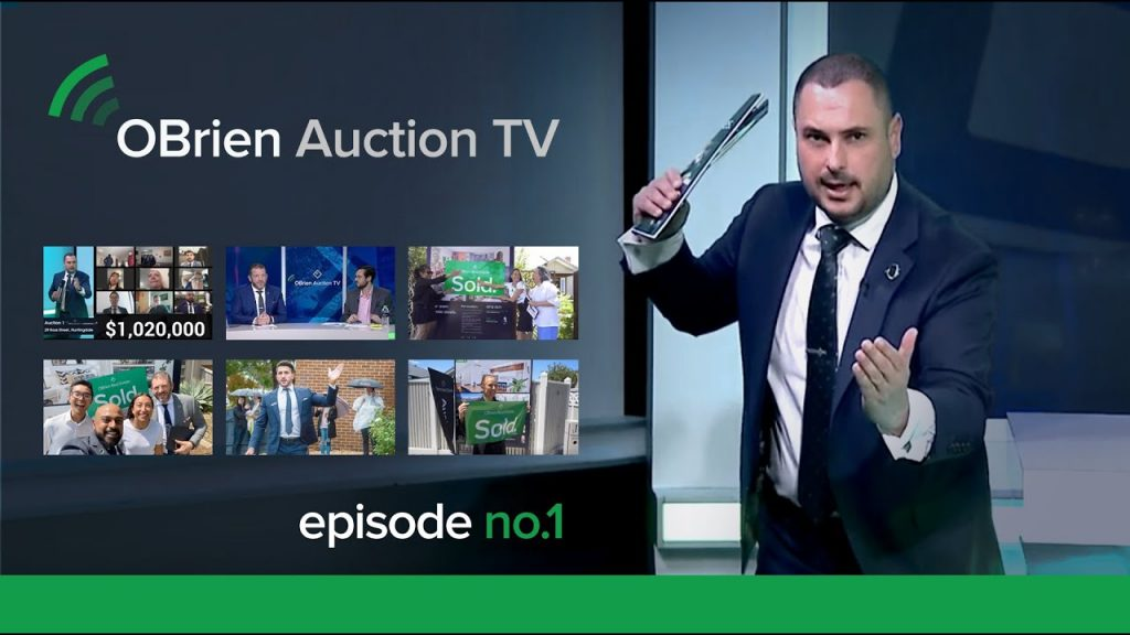 OBrien real estate online real estate auctions