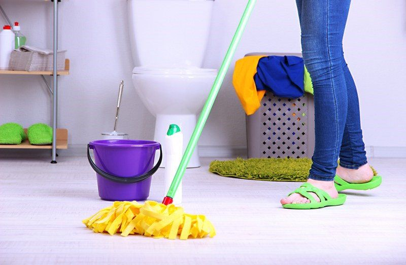 How To Clean Your Bathroom Effectively