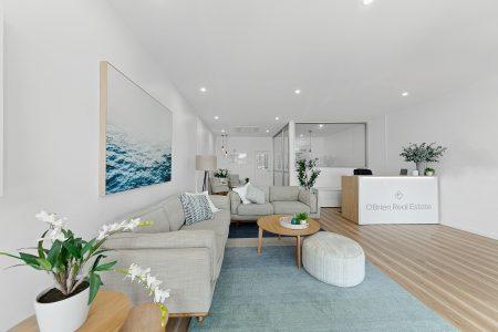 OBrien real estate agents Rye