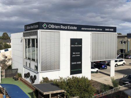OBrien real estate agents Sydenham