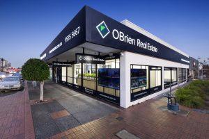 OBrien real estate agency Mentone