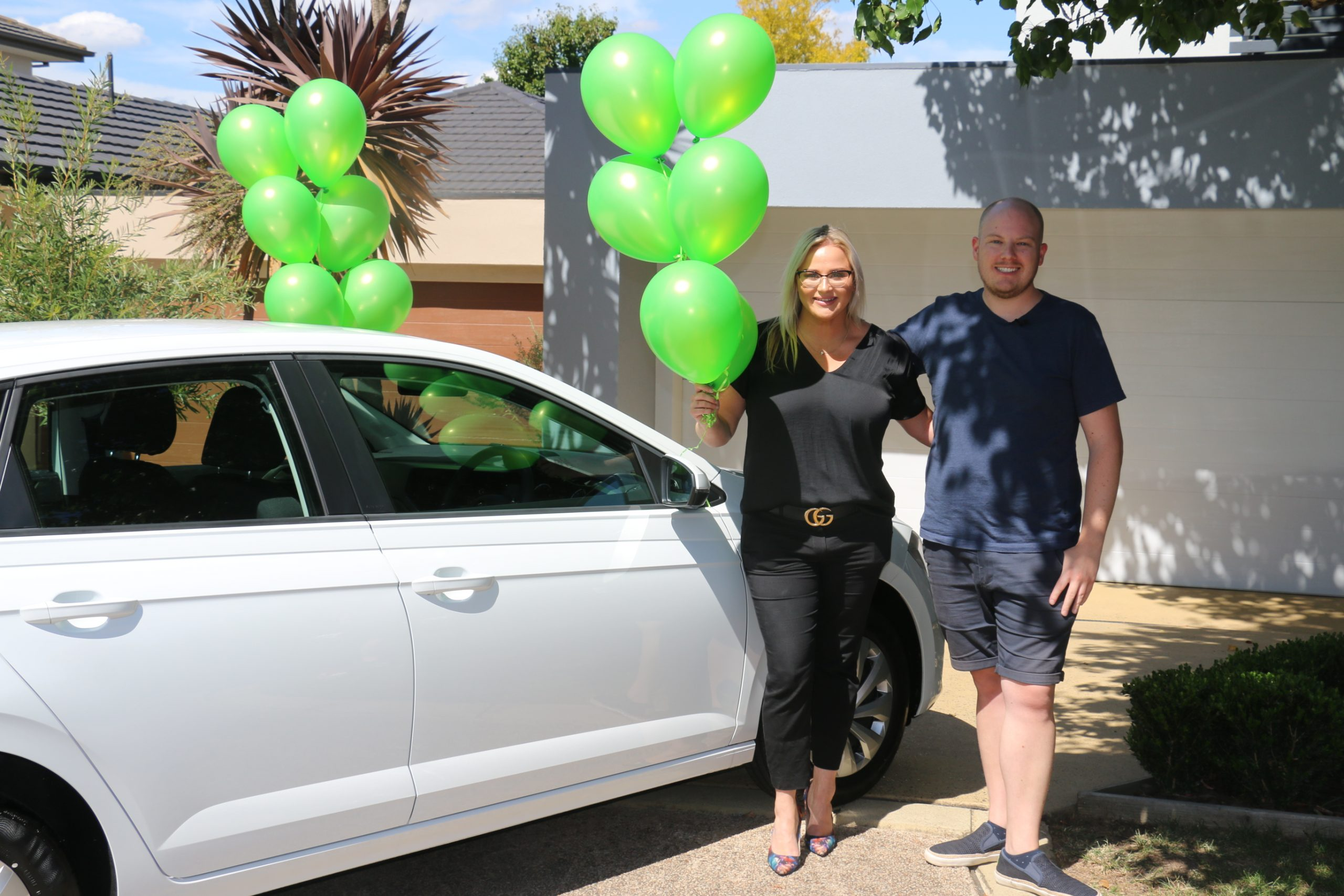 OBrien Real Estate Win A Car Winner