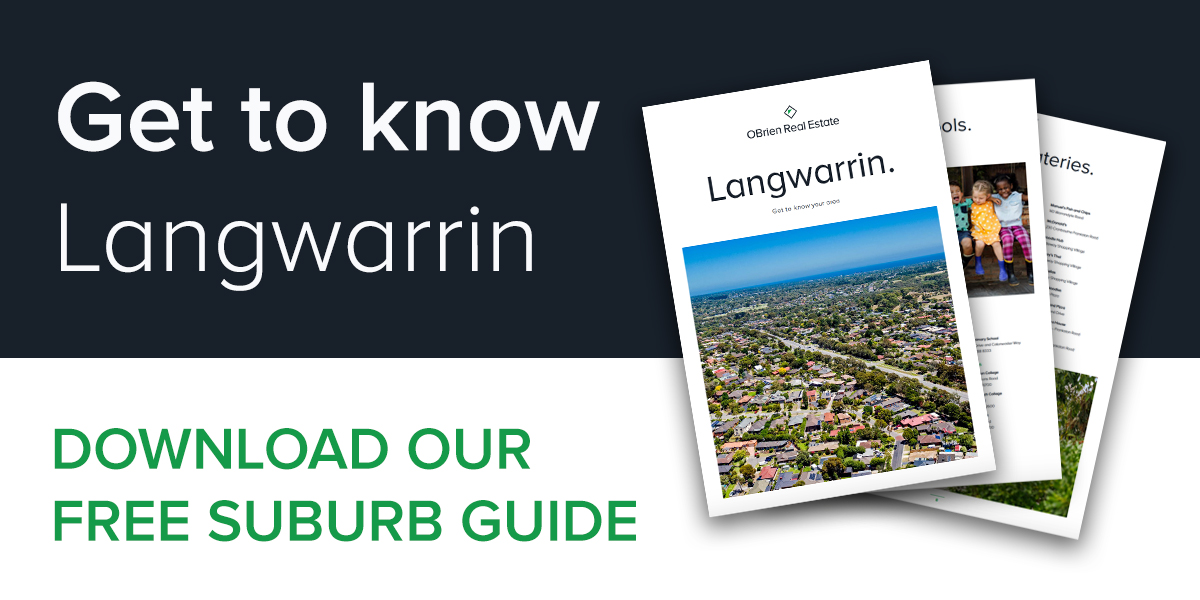 Langwarrin suburb real estate report