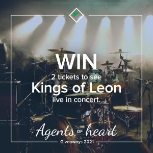 OBrien Real Estate Kings of Leon giveaway