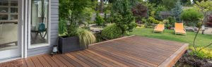 DIY Merbau decking