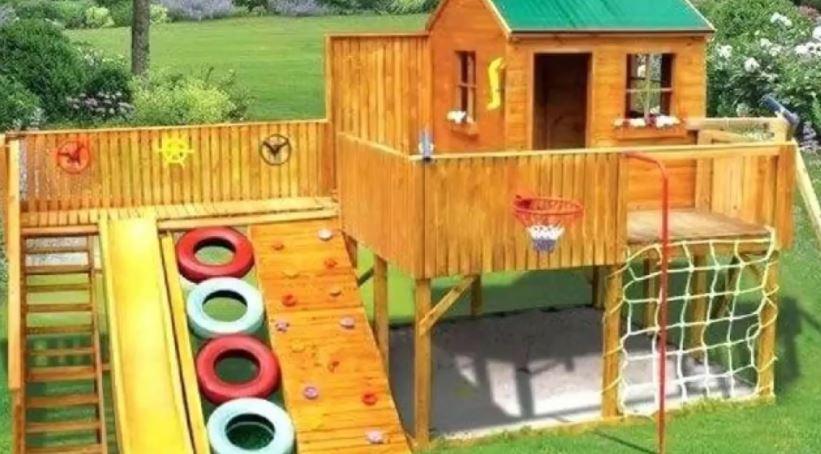 How to Create a Kids Backyard