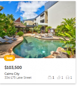Property valuation Cairns City 4870 QLD