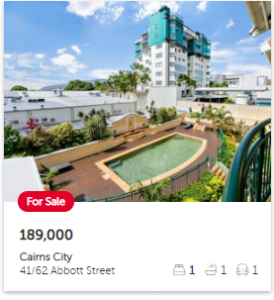 Real estate appraisal Cairns City 4870 QLD