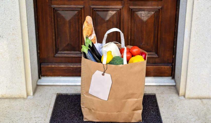 OBrien Real Estate Rye food bags