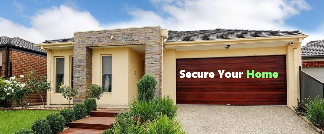 secure your home